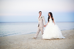 perth beach wedding photographer