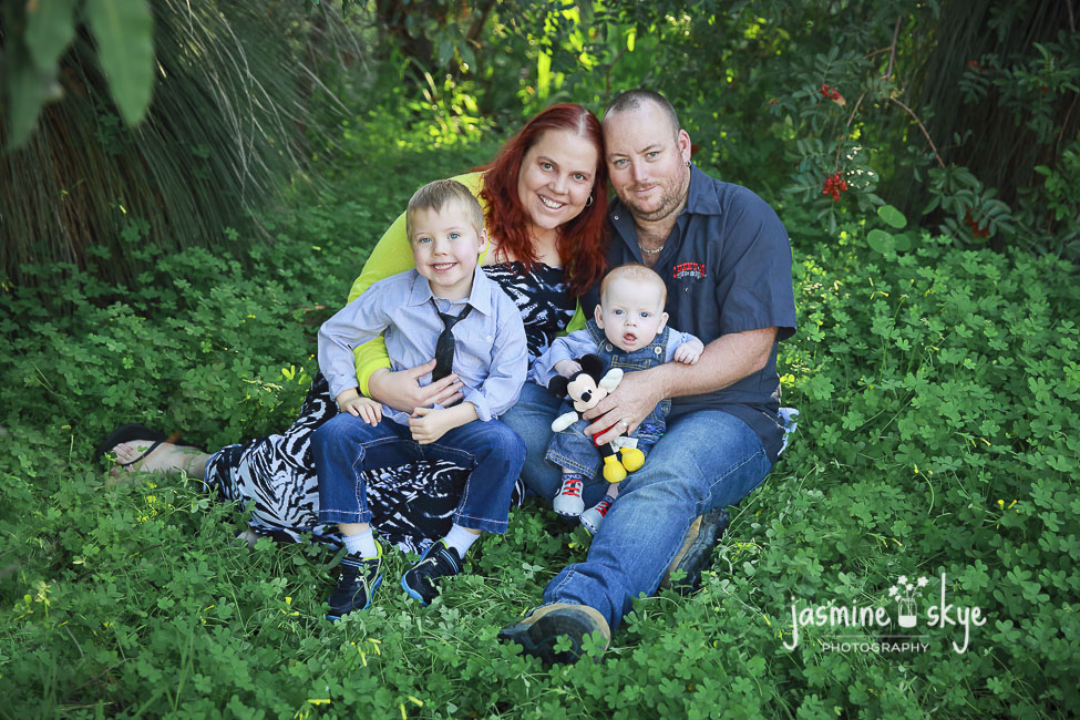 family photographer perth