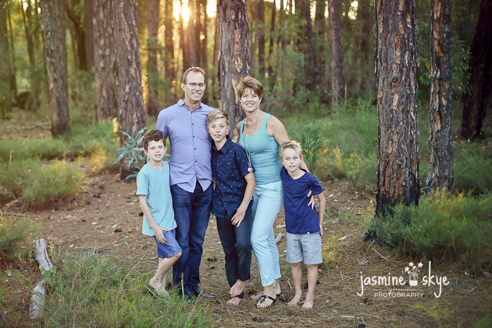outdoor family photographer