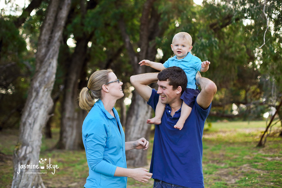 professional family photos perth