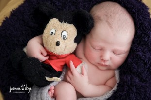 newborn photography studio perth