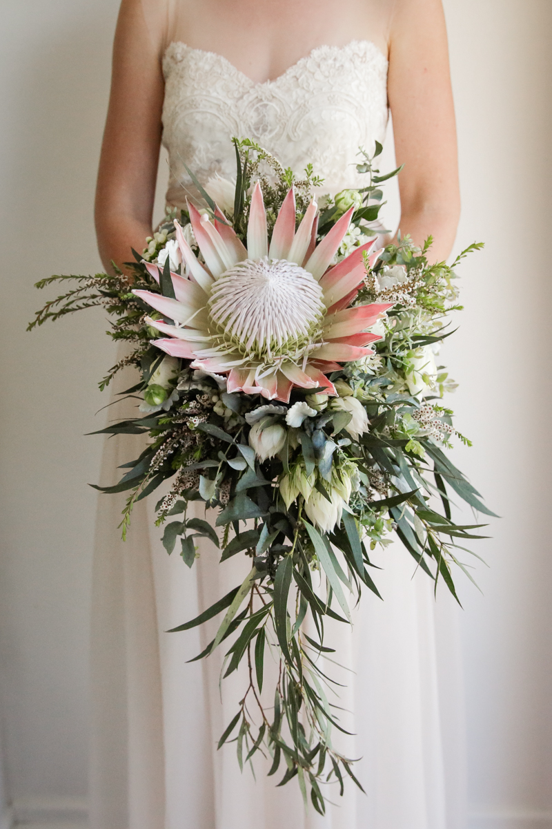 wedding flowers sunshine coast